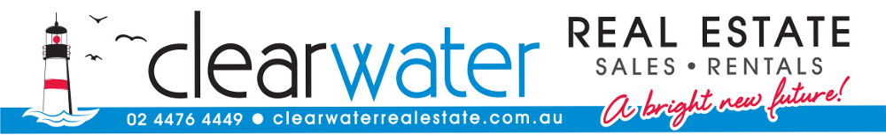 Clearwater Real Estate Narooma - logo